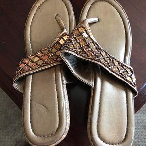 Women's wedge heels